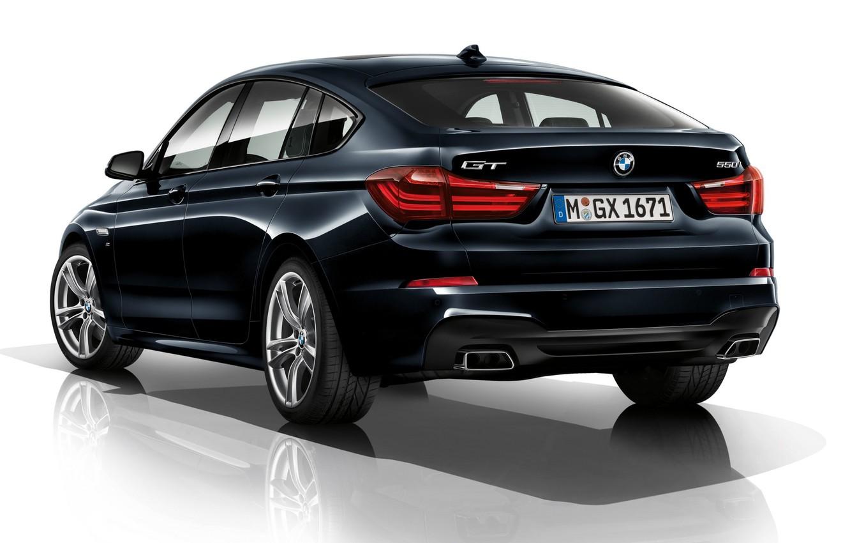 Photo wallpaper machine, background, BMW, back, Gran Turismo, 550i, M Sport Package