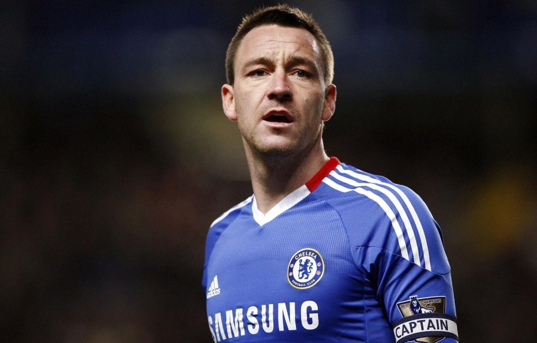 Photo wallpaper legend, John Terry, captain, Chelsea fc, leader