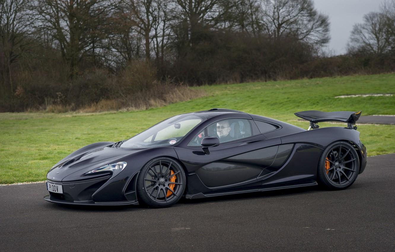 Photo wallpaper McLaren, McLaren, Drives, Supercar, Supercar