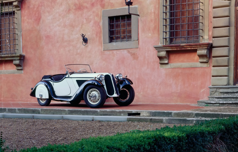 Photo wallpaper BMW, House, Classic, BMW