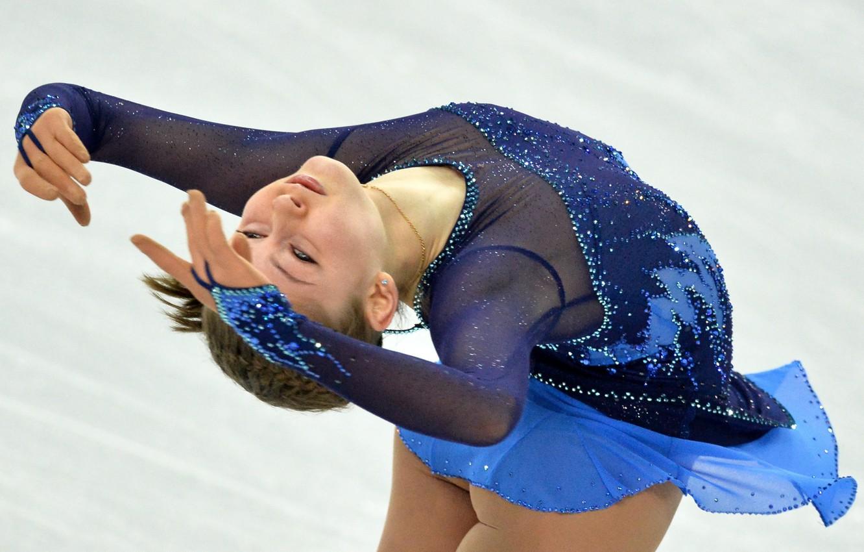 Photo wallpaper hands, figure skating, Russia, RUSSIA, Sochi 2014, The XXII Winter Olympic Games, Sochi 2014, Yulia …