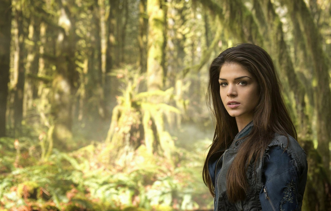 Wallpaper Octavia Marie Avgeropoulos Hundred The 100 Images For