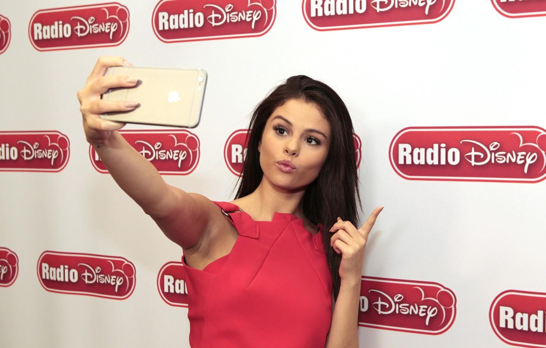 Photo wallpaper look, girl, model, beauty, Selena Gomez