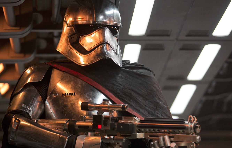 Wallpaper Star Wars The Force Awakens Episode Vii Captain Phasma Images For Desktop Section Filmy Download