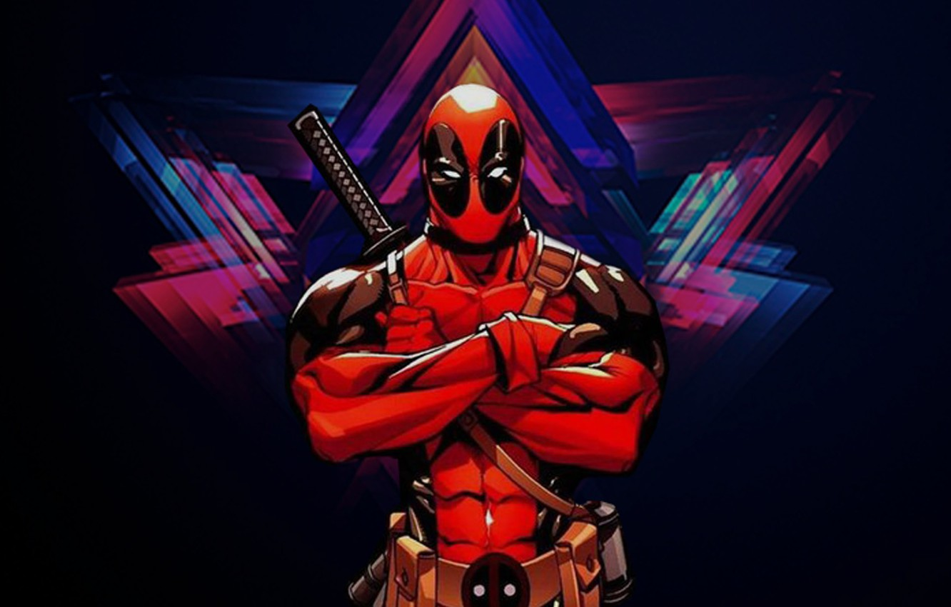 Wallpaper Comics Deadpool Cool Images For Desktop Section Igry Download