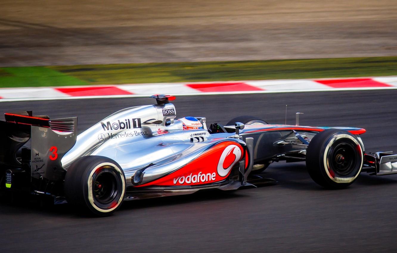 Photo wallpaper McLaren, formula 1, Mercedes, Motorsport, f-1