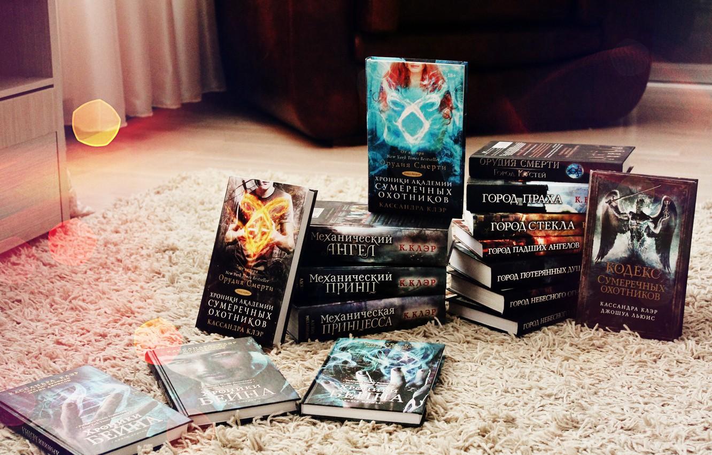 Wallpaper books, book, book, books ...