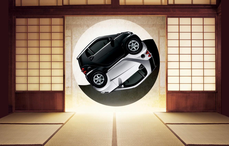 Wallpaper Auto Yin Yang Smart Images For Desktop Section
