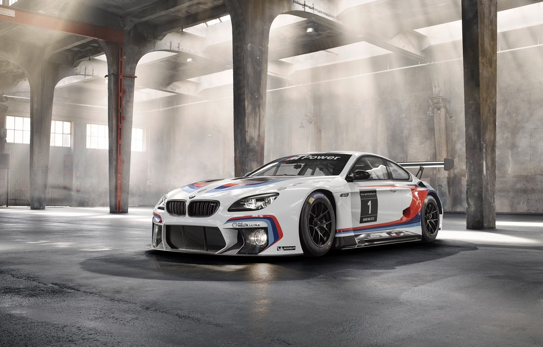 Photo wallpaper sport, BMW, BMW, GT3, Sport, F13, 215