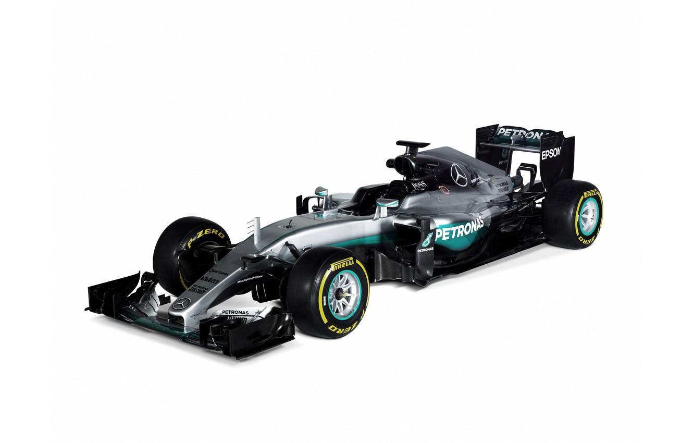 Photo wallpaper white background, formula 1, Mercedes, the car, Mercedes, Formula 1, AMG, W07