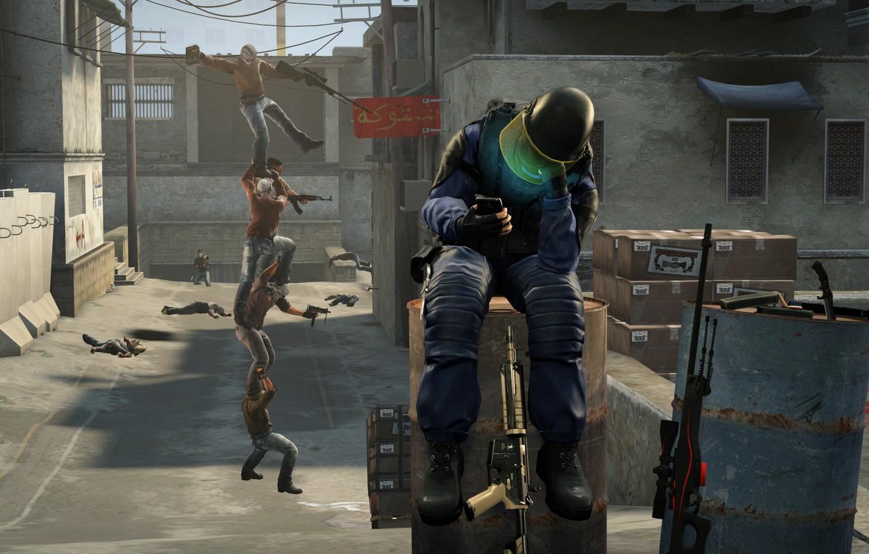 Wallpaper Valve Counter Strike Global Offensive Csgo