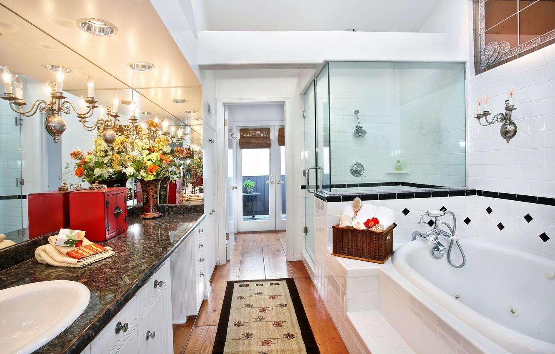 Photo wallpaper room, beauty, interior