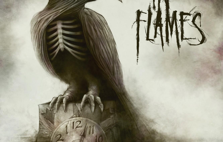 Photo wallpaper melodic death metal, modern metal, in flames