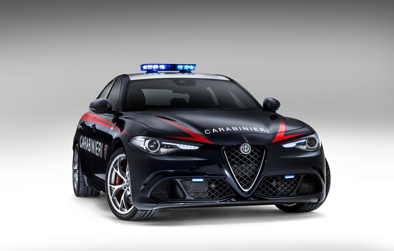 Photo wallpaper Alfa Romeo, Alfa Romeo, Giulia, Julia