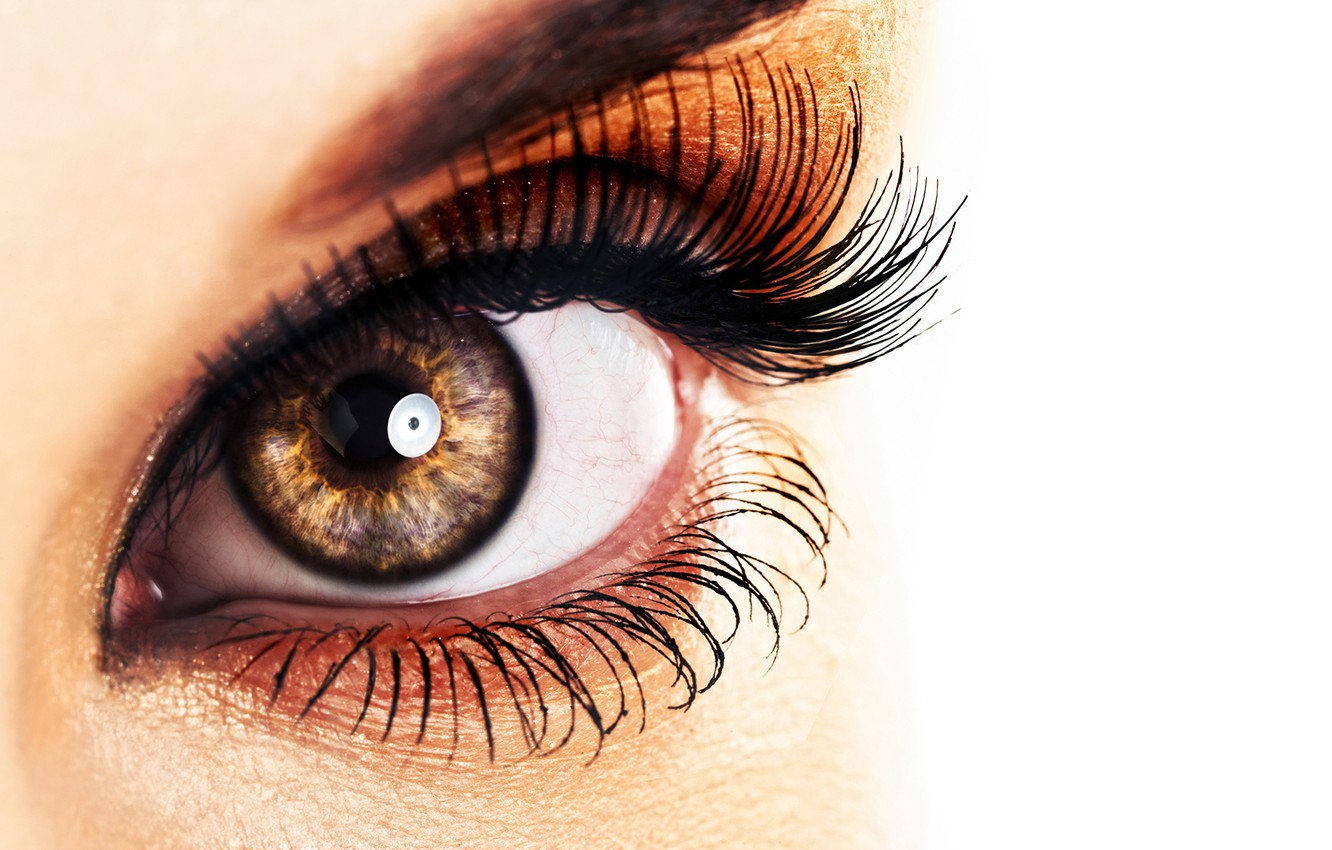 wallpaper eye, makeup, pupil images for desktop, section