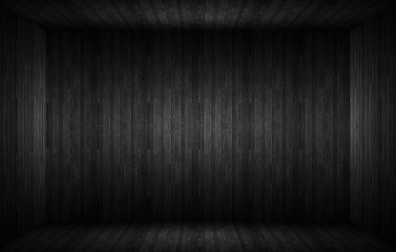 Photo wallpaper black, flooring