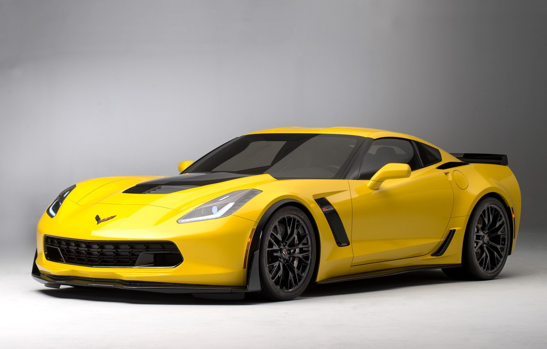 Photo wallpaper Z06, Corvette, Chevrolet, 2014