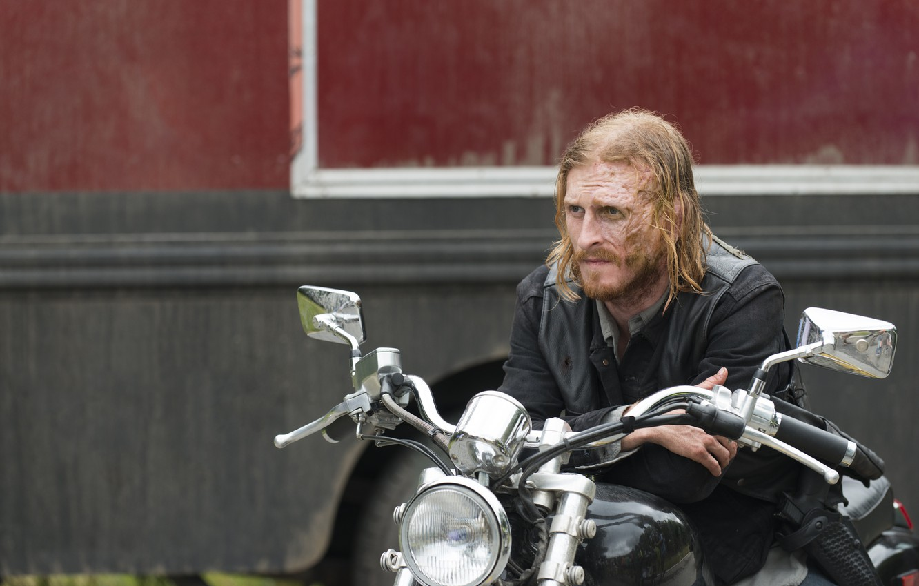 Wallpaper The Walking Dead Dwight Season 7 Austin Amelio