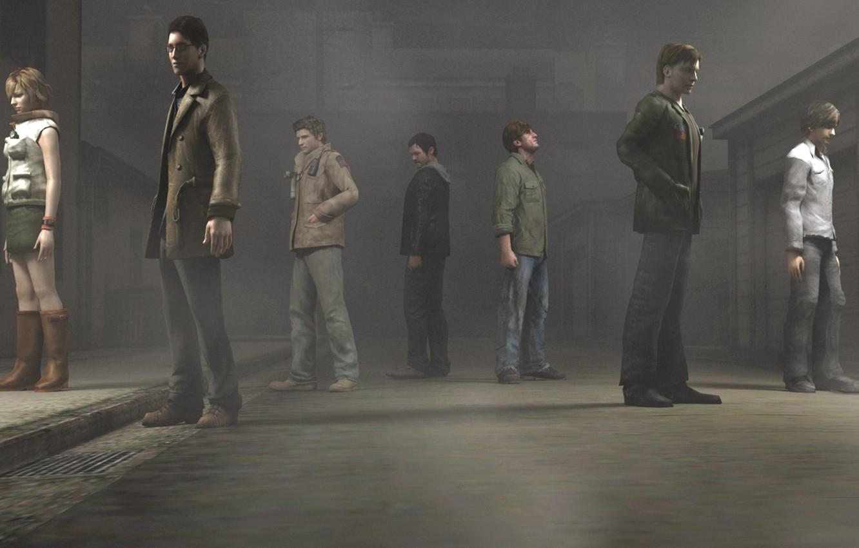 Wallpaper Murphy Pendleton Silent Hill Silent Hill Downpour