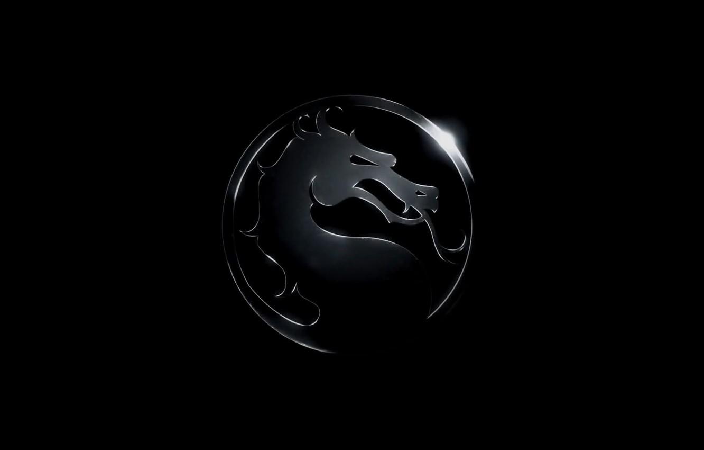 Wallpaper Dragon Logo Mortal Kombat Mortal Kombat X Images For