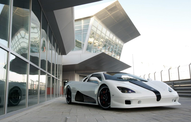 Photo wallpaper Shelby, supercar, Dubai