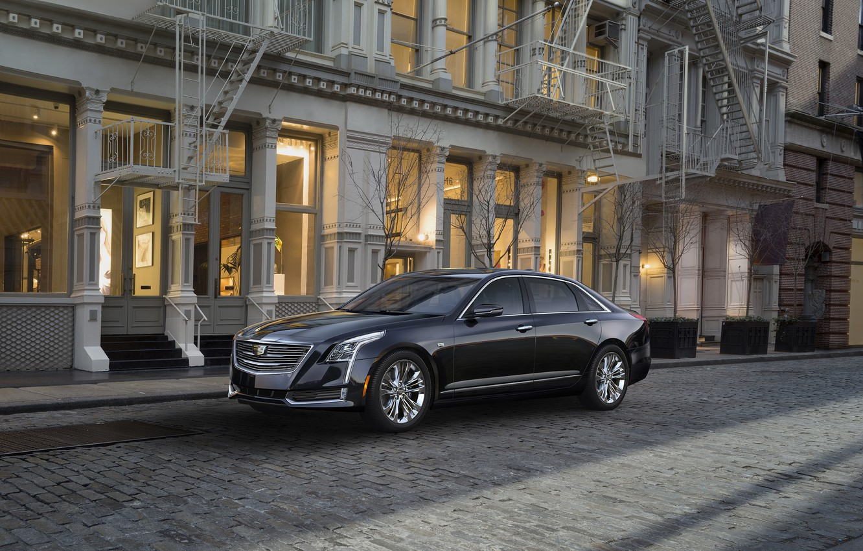 Photo wallpaper Cadillac, Cadillac, 2015, CT6