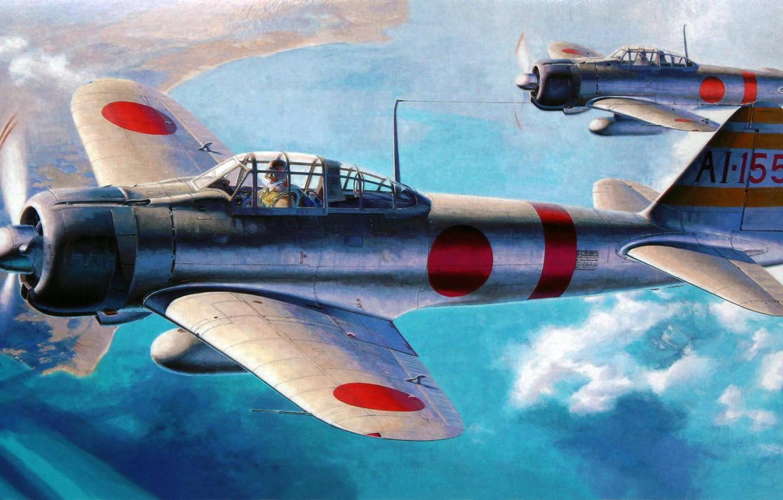 Mitsubishi A6M zero, Pesawat Jepang yang pernah berjaya di masanya