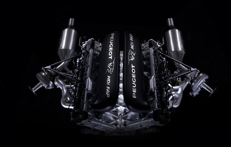 Photo wallpaper engine, Peugeot, v12
