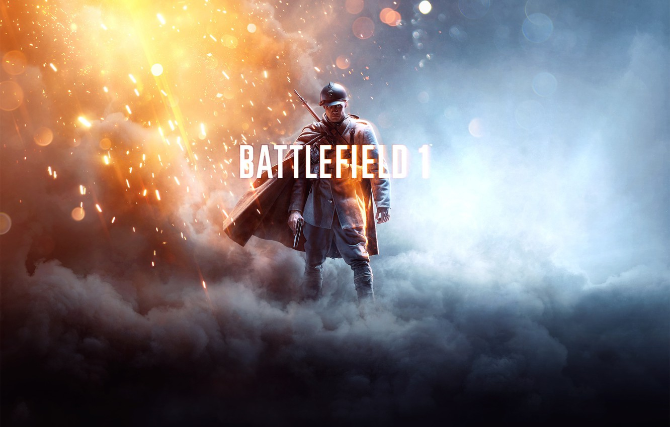 Photo wallpaper Electronic Arts, DICE, Frostbite, Battlefield 1, Battlefield 1, Battlefield One, EA, TM