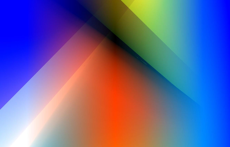 Photo wallpaper line, shades, Wedge