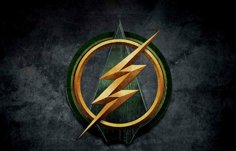 Wallpaper Tv Series Arrow Flash Crossover Arrow And Flash