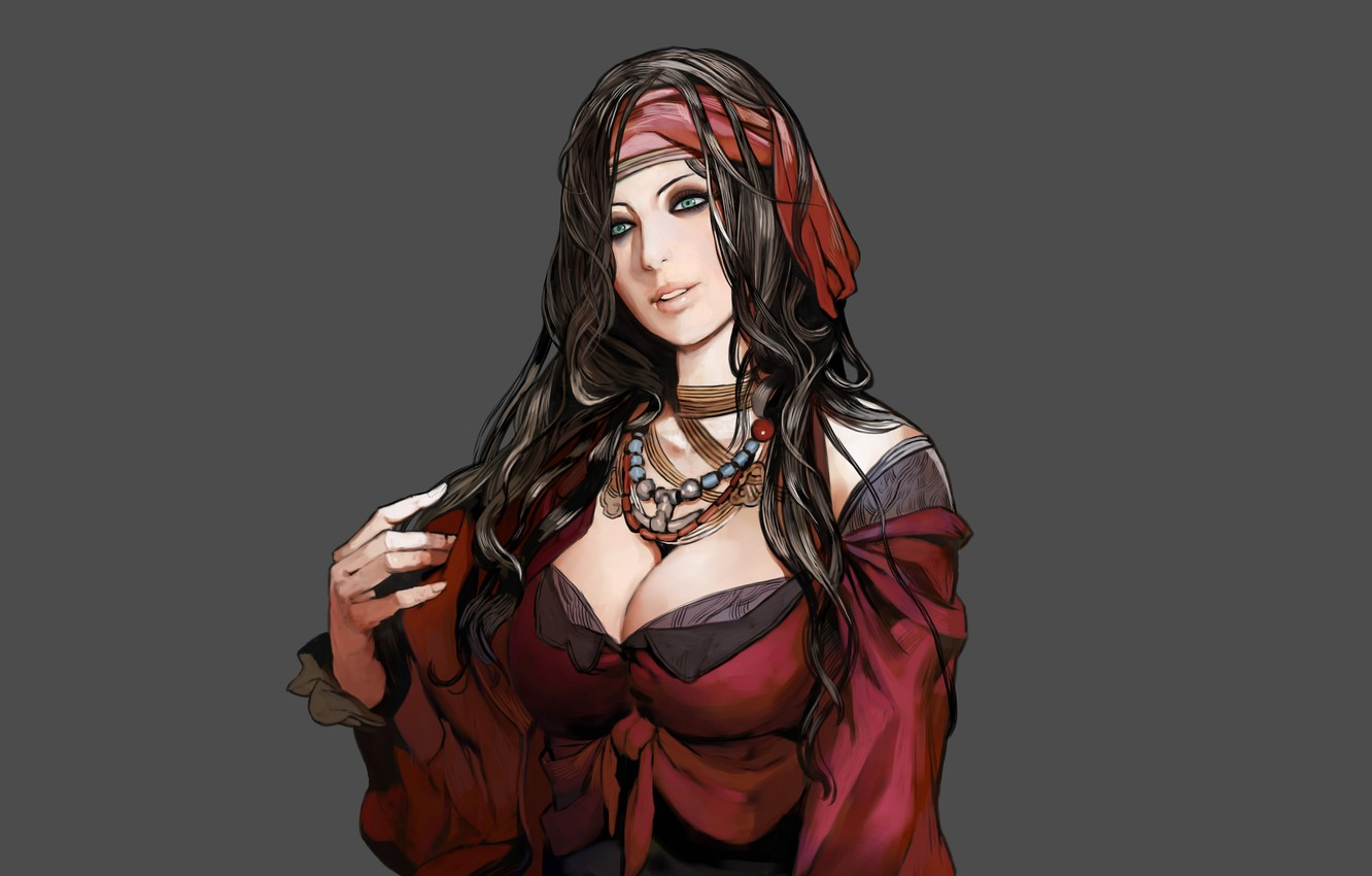 Photo wallpaper Chest, Order of Ecclesia, Bust, Pirates