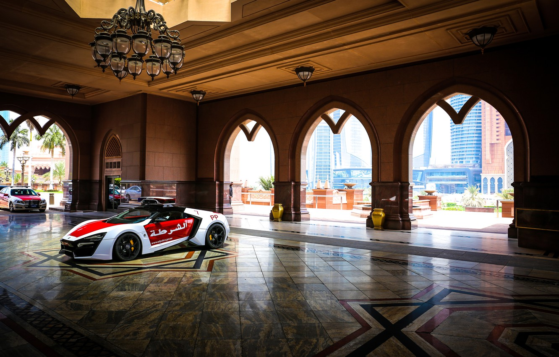 Photo wallpaper supercar, HyperSport, Lykan