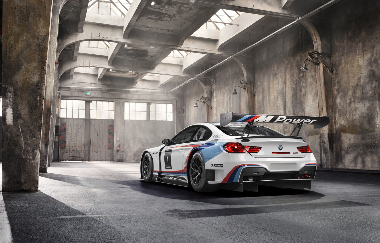 Photo wallpaper sport, BMW, GT3, Sport, F13, 2015