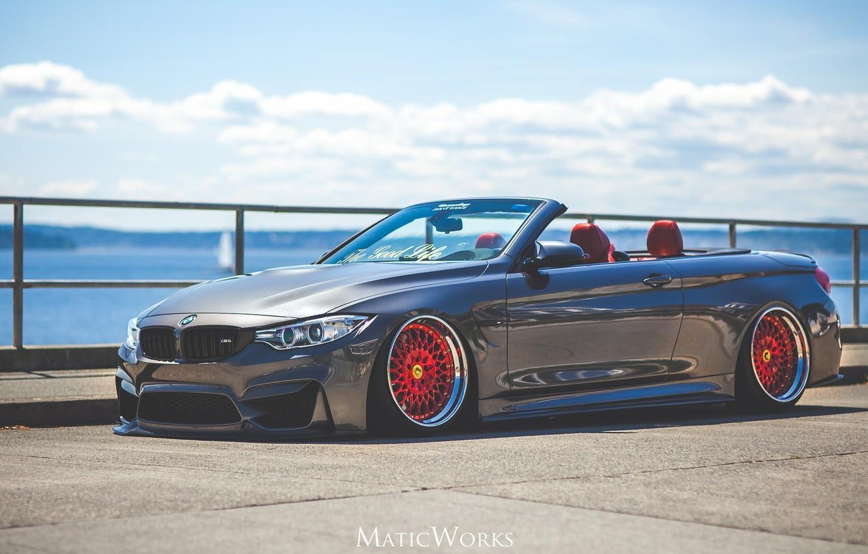 Photo wallpaper BMW, BMW, Good, Life, The, Stance
