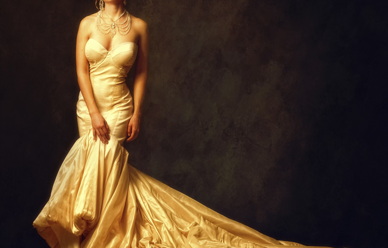 Photo wallpaper girl, dress, fashion, Anna, Lashon Rise