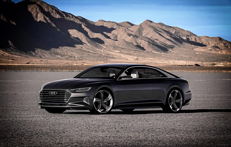 Photo wallpaper Audi, Audi, 2015, Prologue, prologi