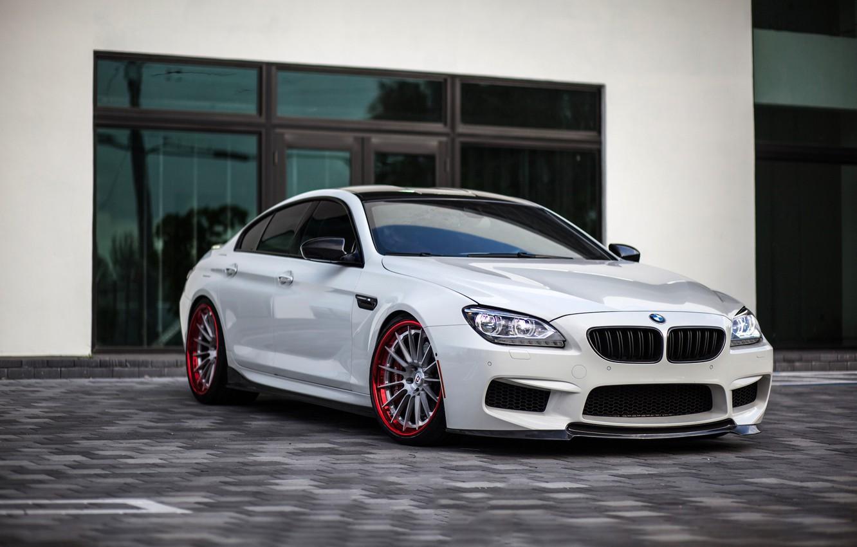 Photo wallpaper BMW, Coupe, Gran, HRE, RS103