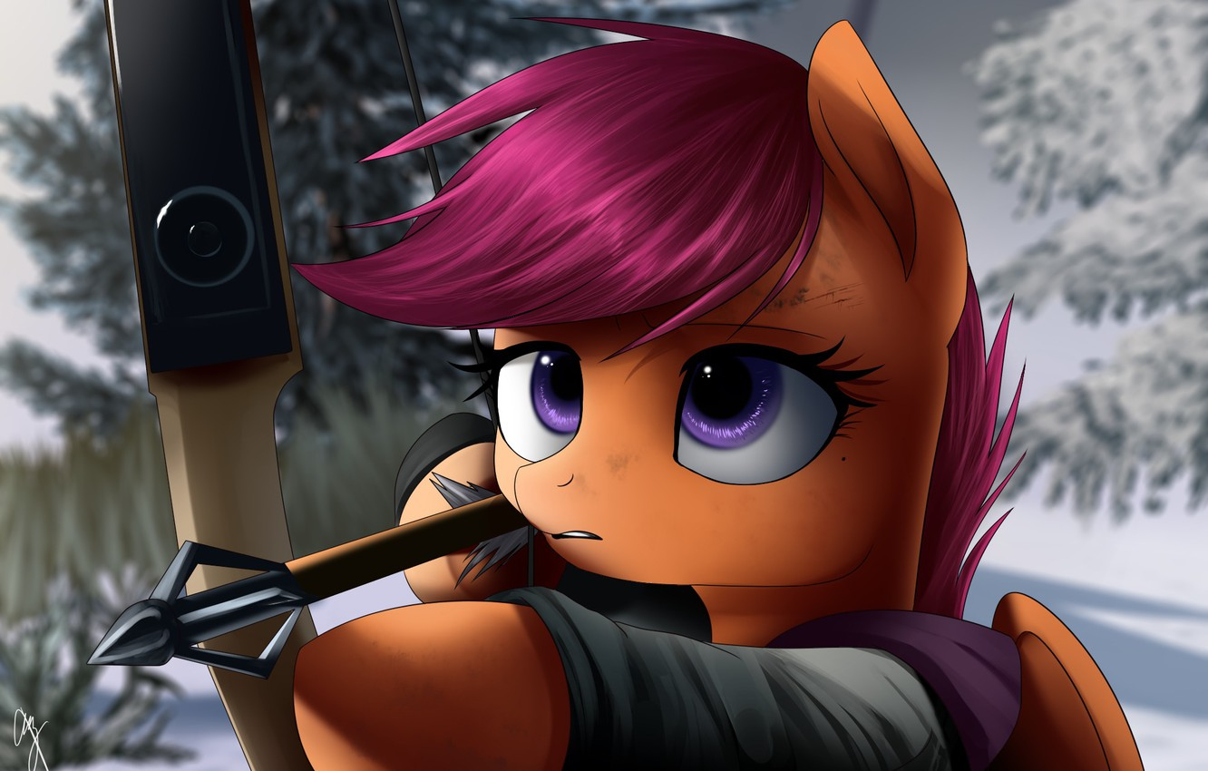 Wallpaper The Last Of Us Elly Scootaloo Pony Images For Desktop Section Igry Download Amazing and beautiful scootaloo photographs for mobile and desktop. elly scootaloo pony