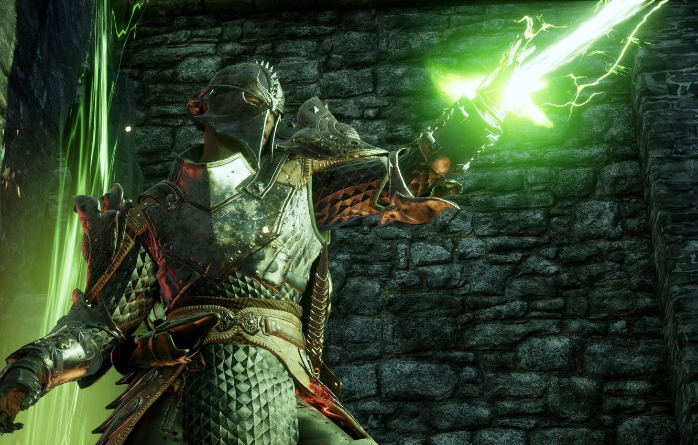 Wallpaper Dragon Age The Inquisitor Rpg Bioware