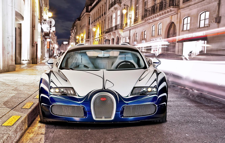 Photo wallpaper veyron, bugatti, Bugatti, luxury, luxury, Veyron, L'Or Blanc
