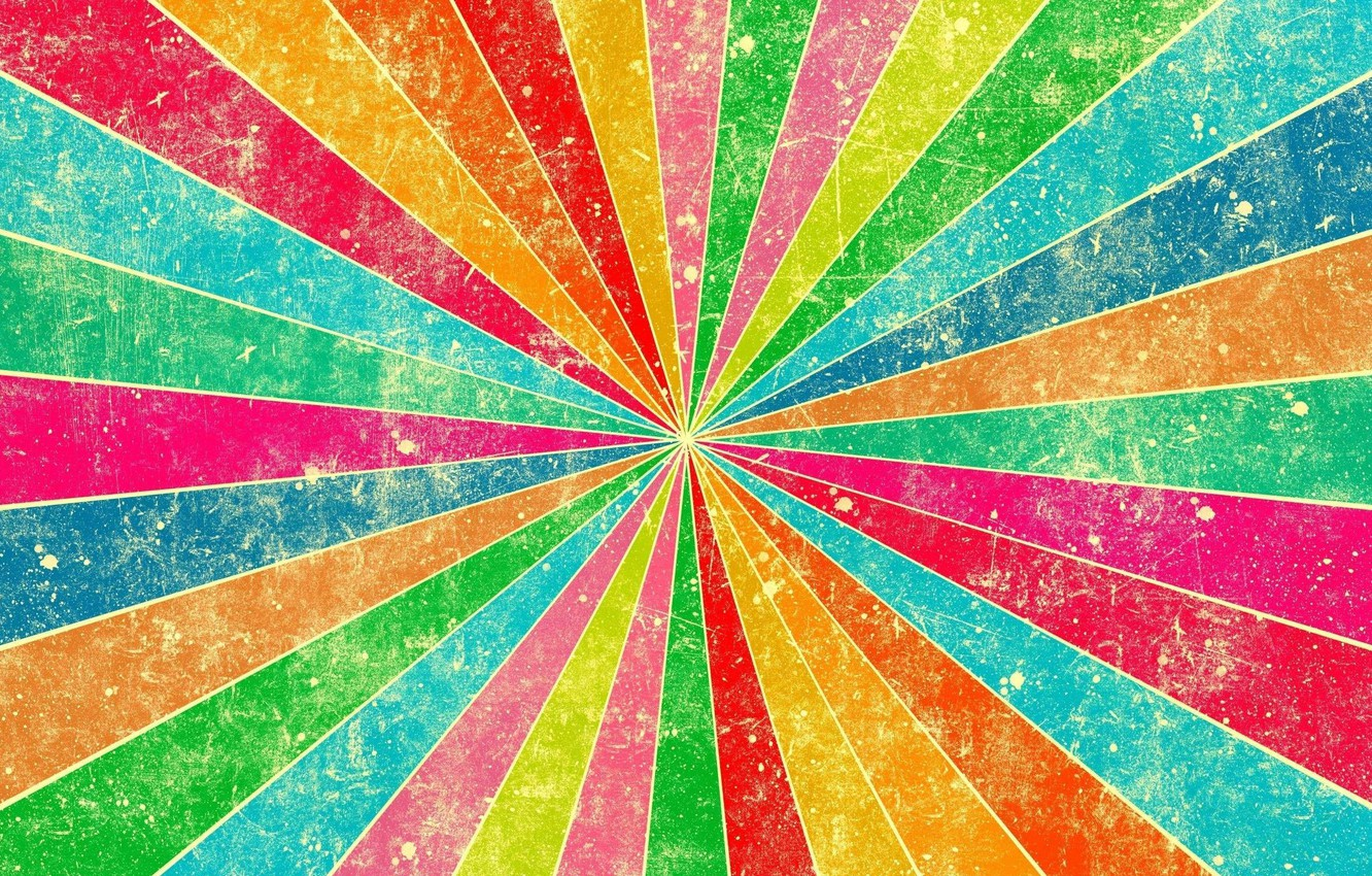 Photo wallpaper rays, line, strip, Wallpaper, color, rainbow