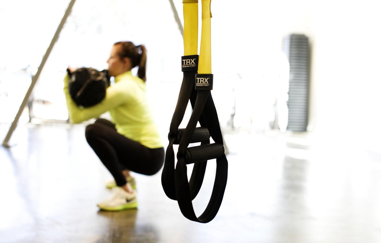 Photo wallpaper ball, workout, fitness