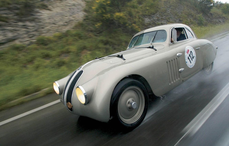 Photo wallpaper Classic, Race, BMW