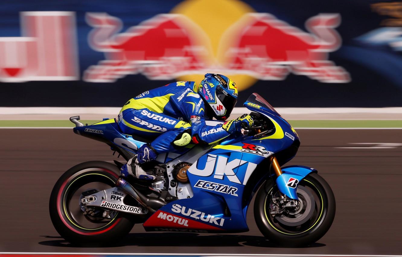 Wallpaper Profile Suzuki Motogp Suzuki Blur Blackout Alex Espargaro Images For Desktop Section Sport Download