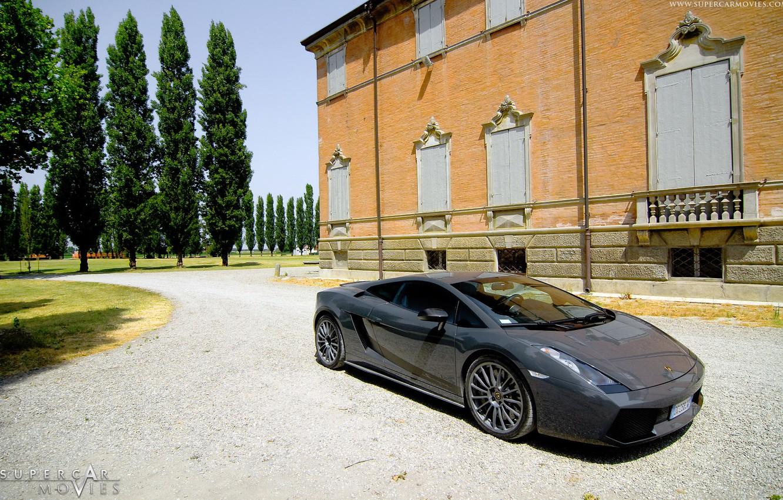 Photo wallpaper car, gallardo, lamborghini