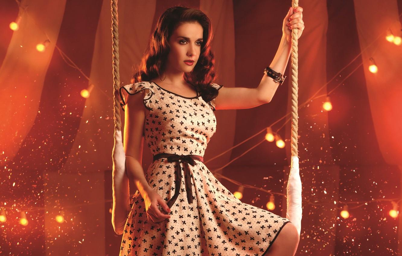 Photo wallpaper dress, actress, bracelet, Natalia Oreiro, natalia oreiro
