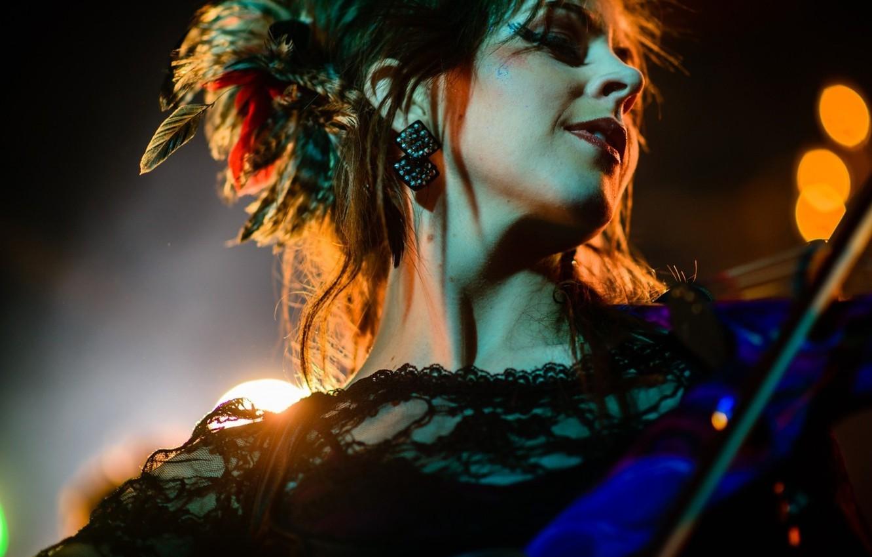 Photo wallpaper violin, Opera, violin, Lindsey Stirling, Lindsey Stirling
