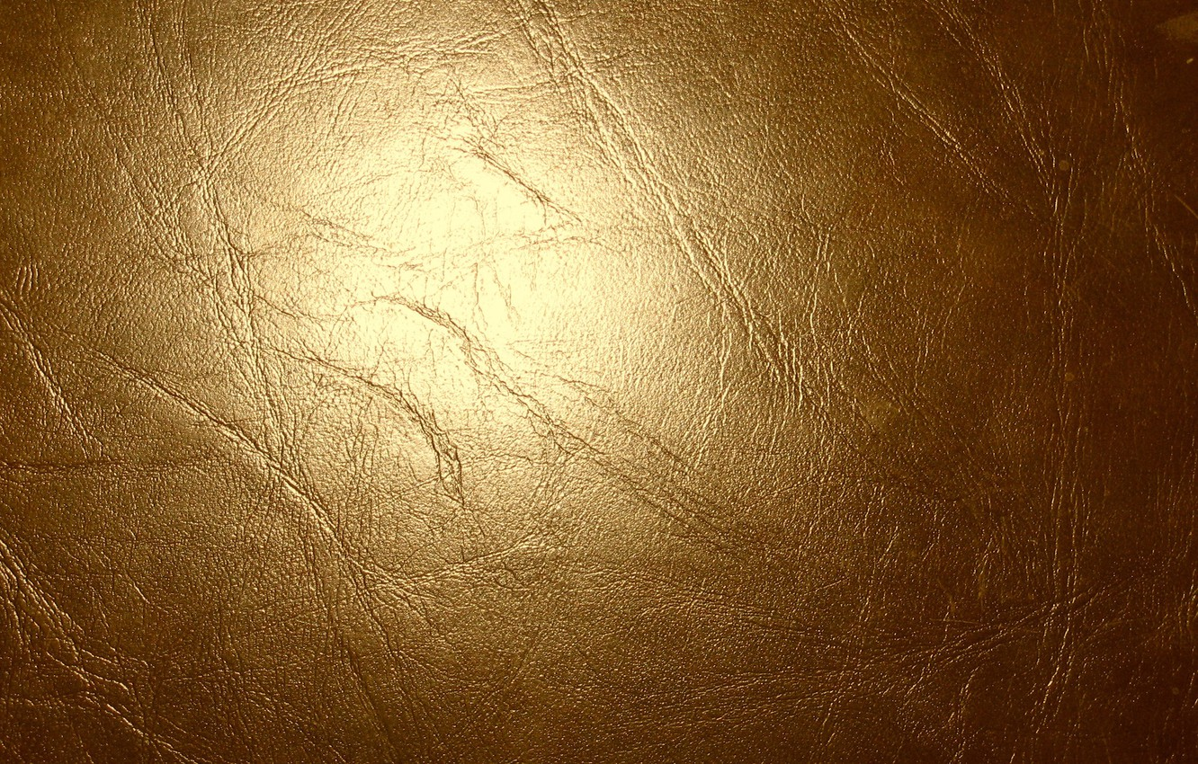 Photo wallpaper cracked, gold, Shine, texture, leather