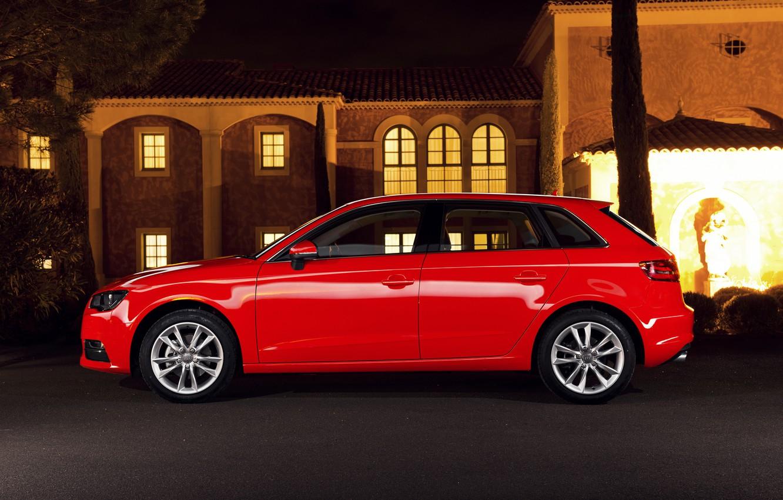 Photo wallpaper Audi, TDI, 2.0, Sportback